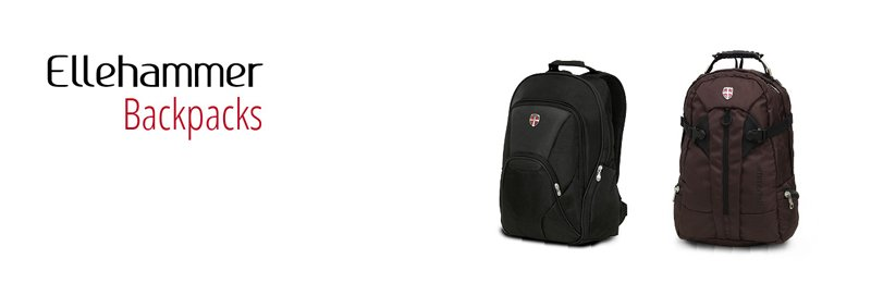 Ellehammer Backpacks